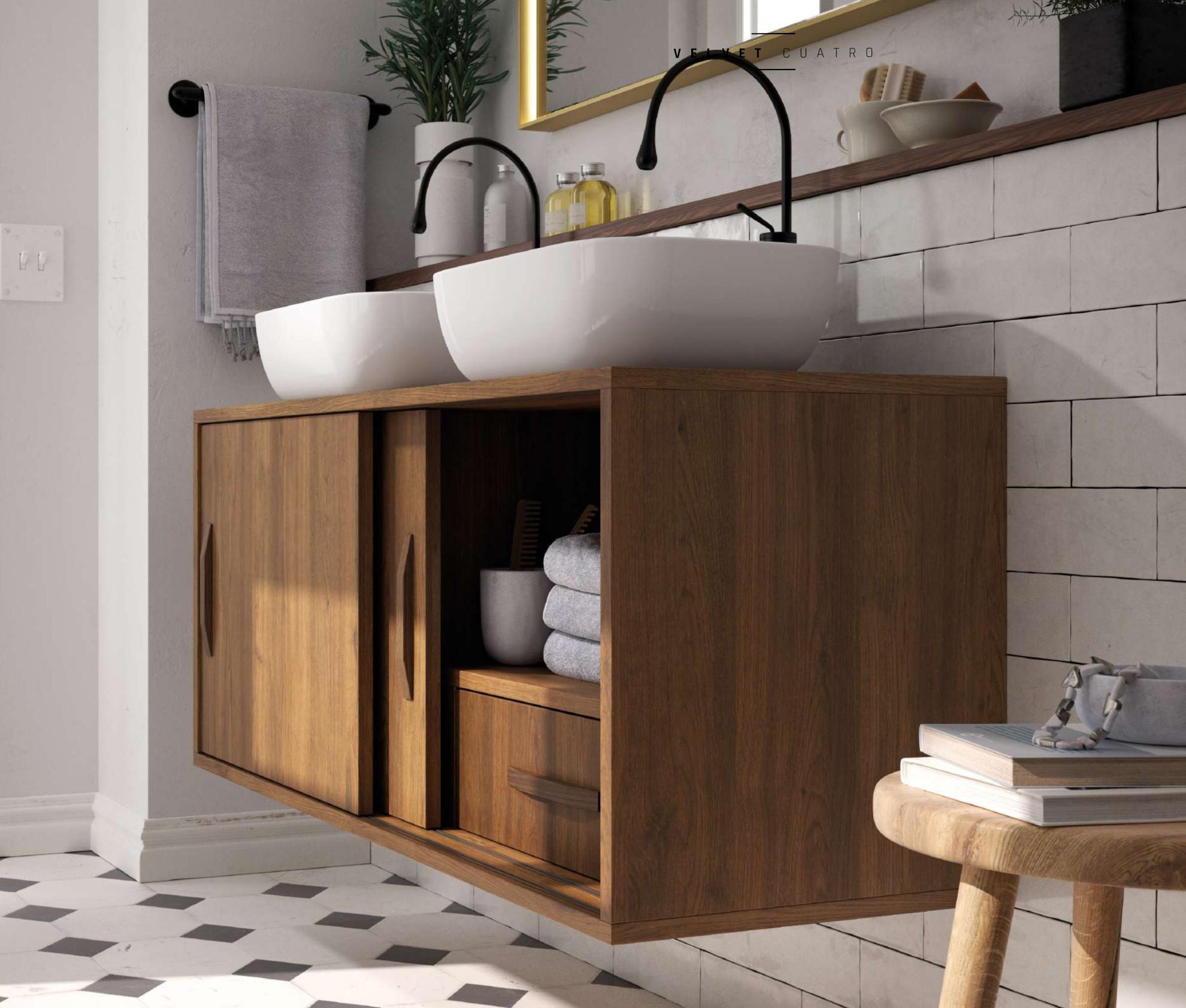 Muebles de baño Maderó Velvet_3