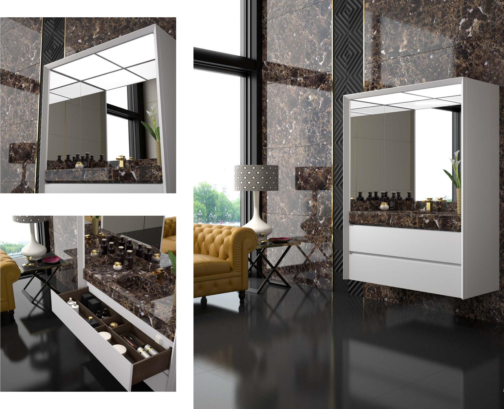 Muebles de baño Maderó Zenit_2
