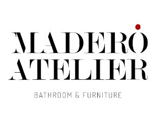 Muebles de baño e iluminación para el baño de marca MADERÓ ATELIER