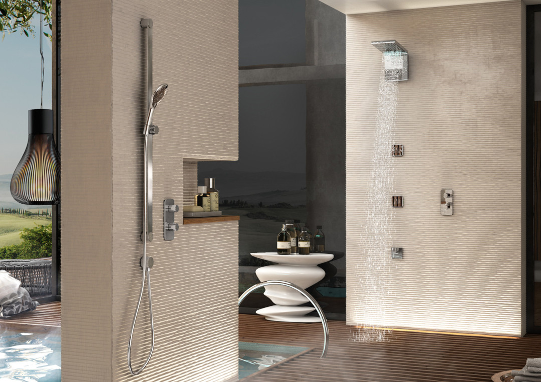 Grifería y sistemas de ducha