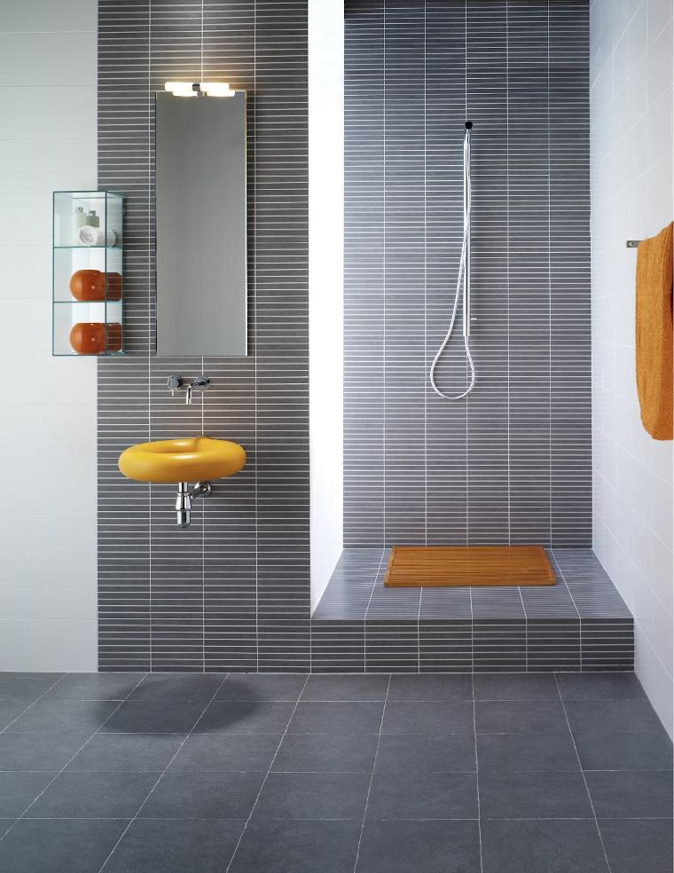 Cerámicas revestimientos y pavimentos para el baño