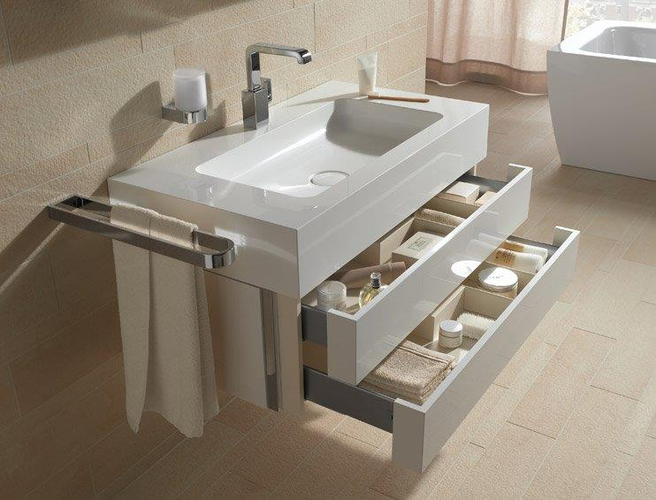 Mueble de baño con cajones