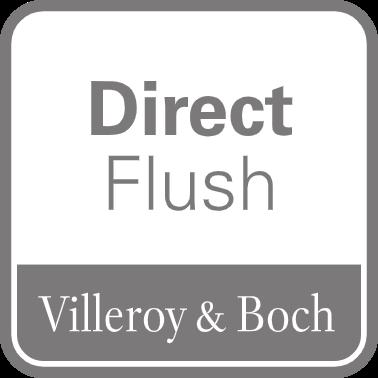 Logo Direct Flush - Villeroy & Boch