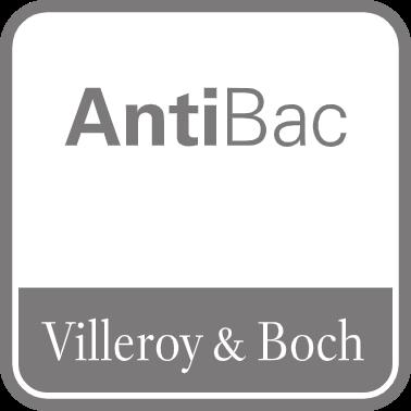 Logo AntiBac de Villeroy & Boch