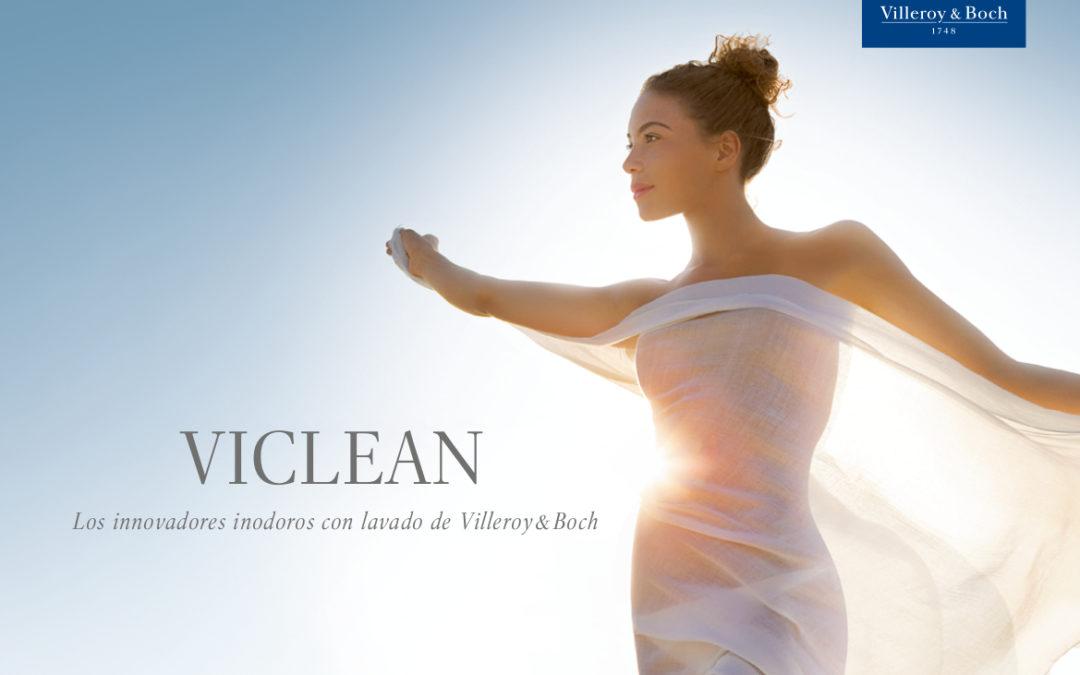 VICLEAN Los innovadores inodoros con lavado de Villeroy & Boch