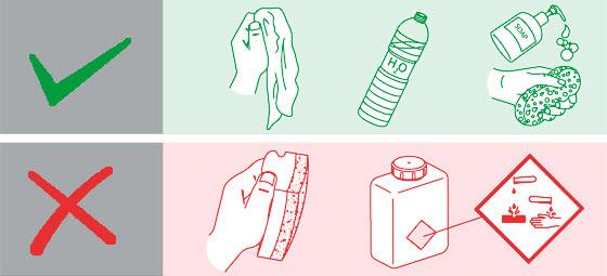 Consejos para la limpieza de grifería