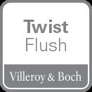 TwistFlush más potencia, menos agua