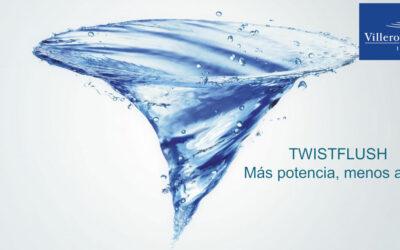 TwistFlush – Más potencia, menos agua